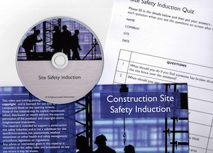 off-the-shelf construction site safety induction